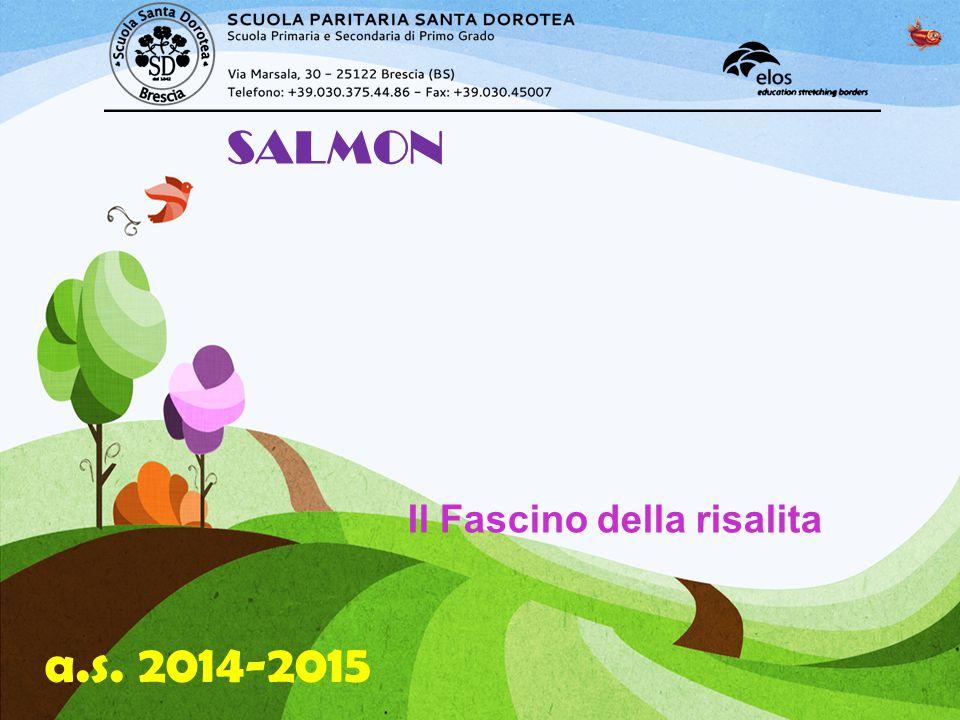 SALMON Il Fascino della risalita a.s. 2014-2015