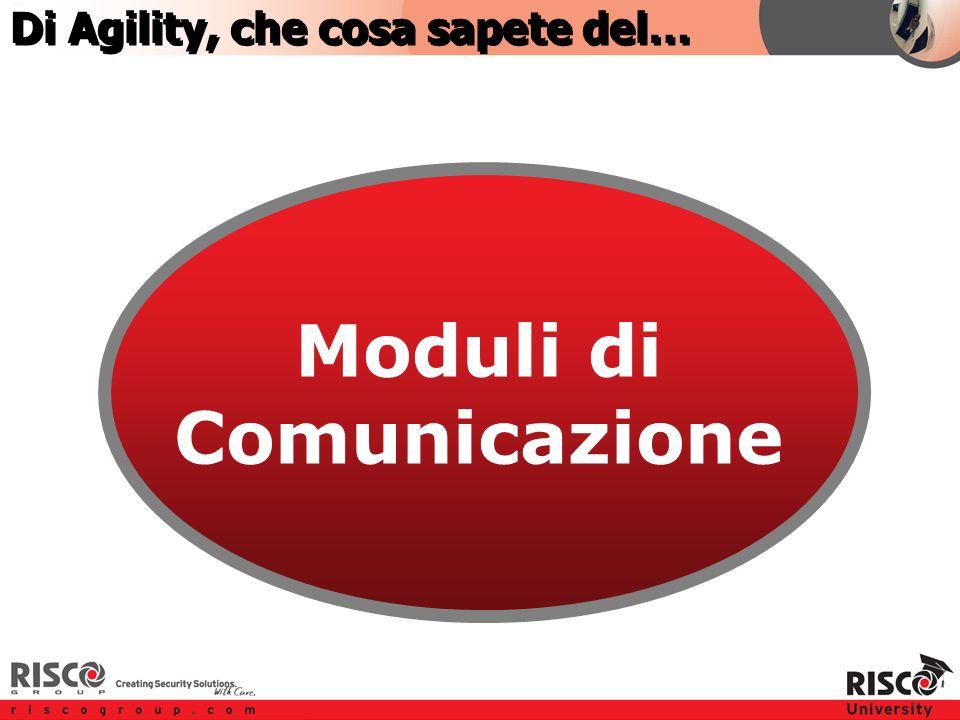 TOPIC 4 Moduli di Comunicazione Di Agility, che cosa sapete del…