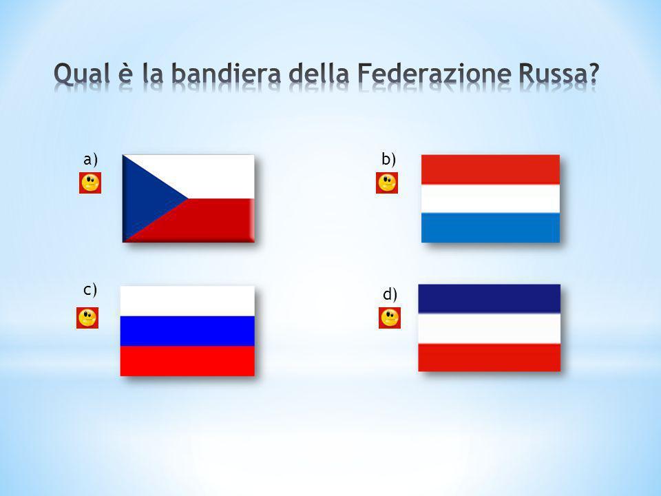 Benvenuti nel mondo della lingua Russa!