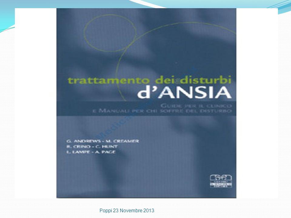 Linee guida trattamento disturbi di panico Le linee guida internazionali per il trattamento del Disturbo di Panico raccomandano tre livelli di intervento efficace.