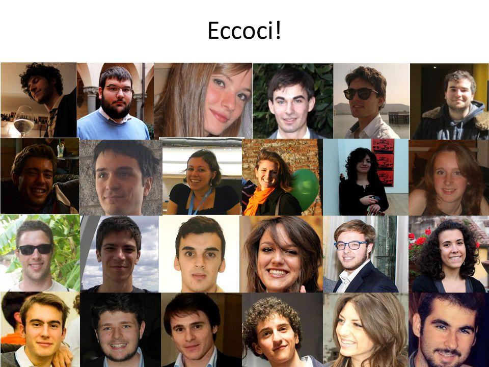 2 Gruppo Allievi - Progetto Mobilità Sociale e Merito Eccoci!