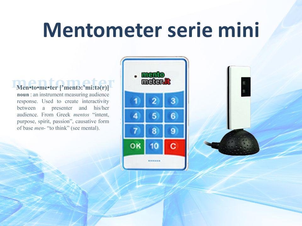 Mentometer serie mini