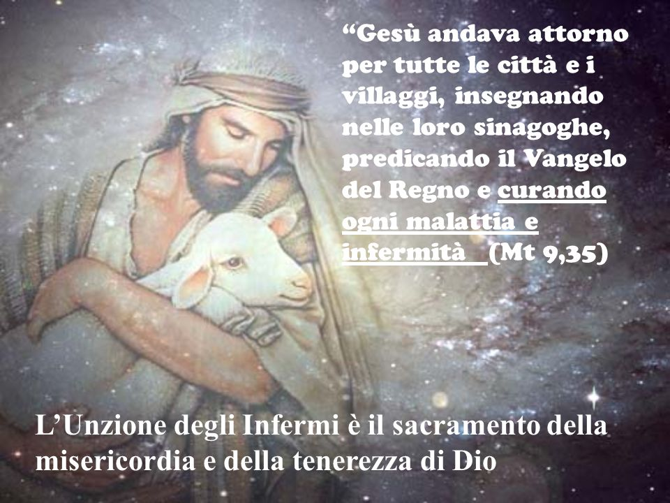 Gesù inviò i discepoli: Strada facendo, predicate che il Regno dei cieli è vicino.