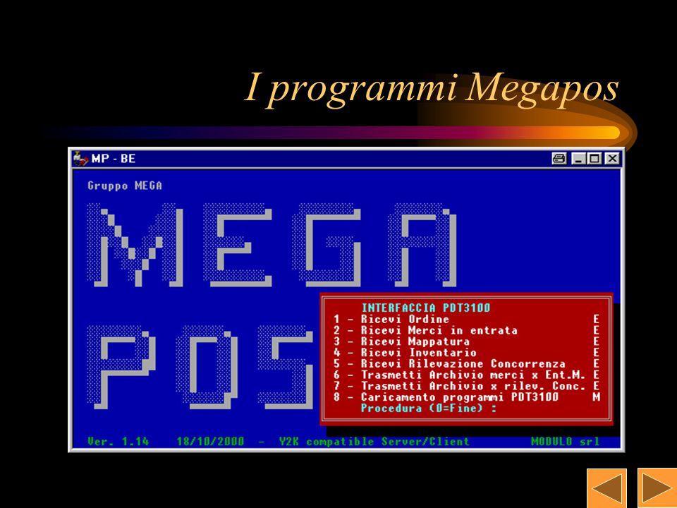I programmi Megapos