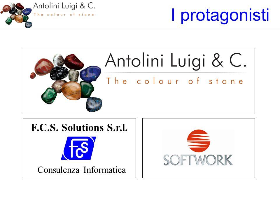 F.C.S. Solutions S.r.l. Consulenza Informatica I protagonisti