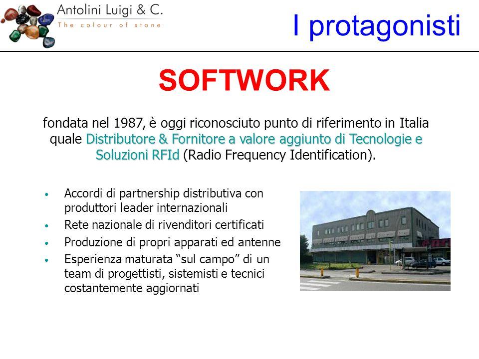 Distributore & Fornitore a valore aggiunto di Tecnologie e Soluzioni RFId fondata nel 1987, è oggi riconosciuto punto di riferimento in Italia quale Distributore & Fornitore a valore aggiunto di Tecnologie e Soluzioni RFId (Radio Frequency Identification).