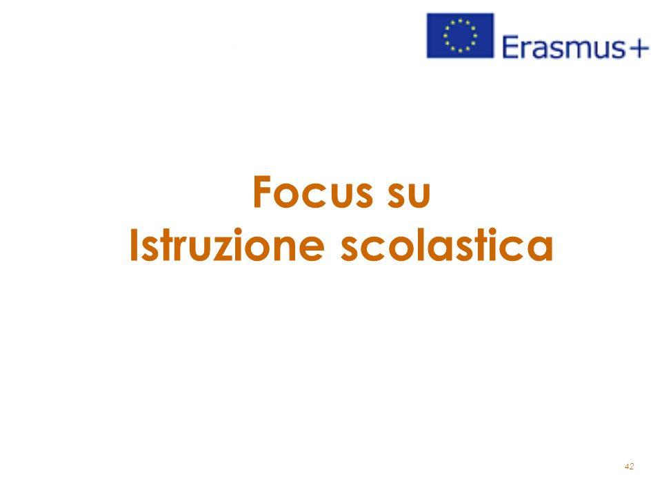 Focus su Istruzione scolastica 42