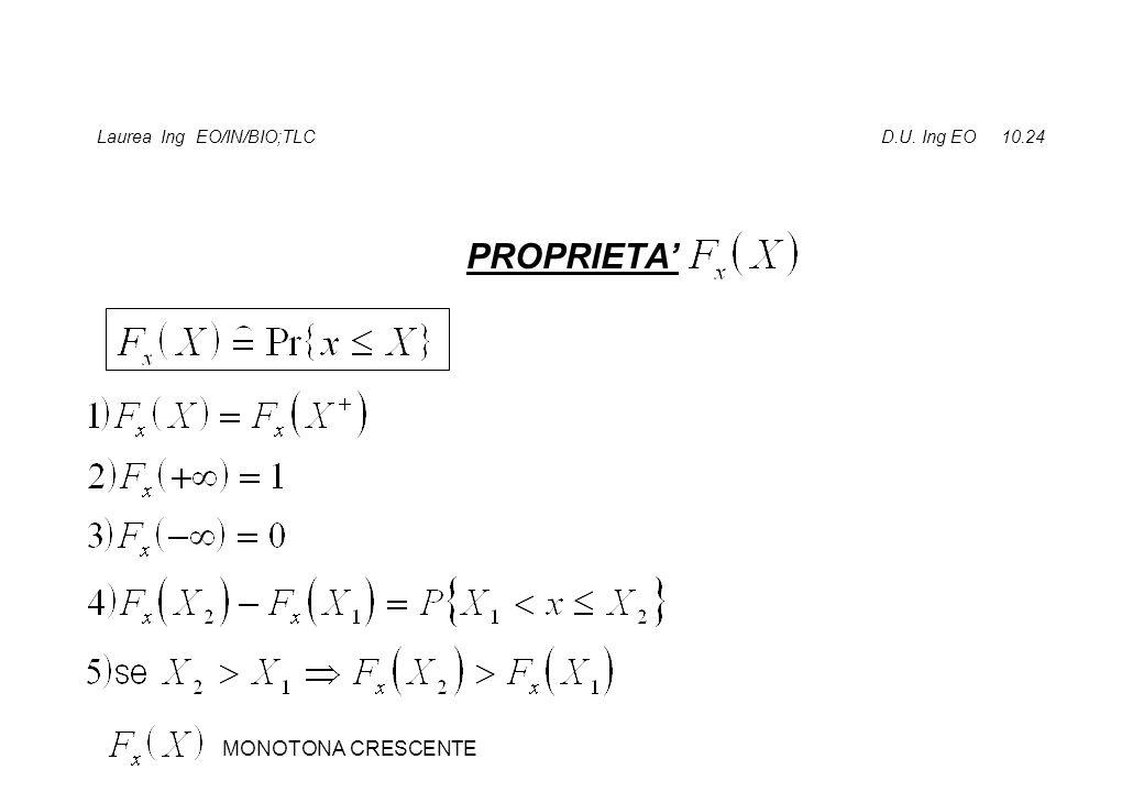 Laurea Ing EO/IN/BIO;TLC D.U. Ing EO 10.24 PROPRIETA' MONOTONA CRESCENTE