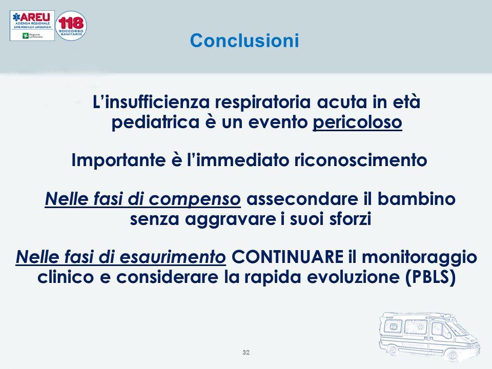 Conclusioni 32