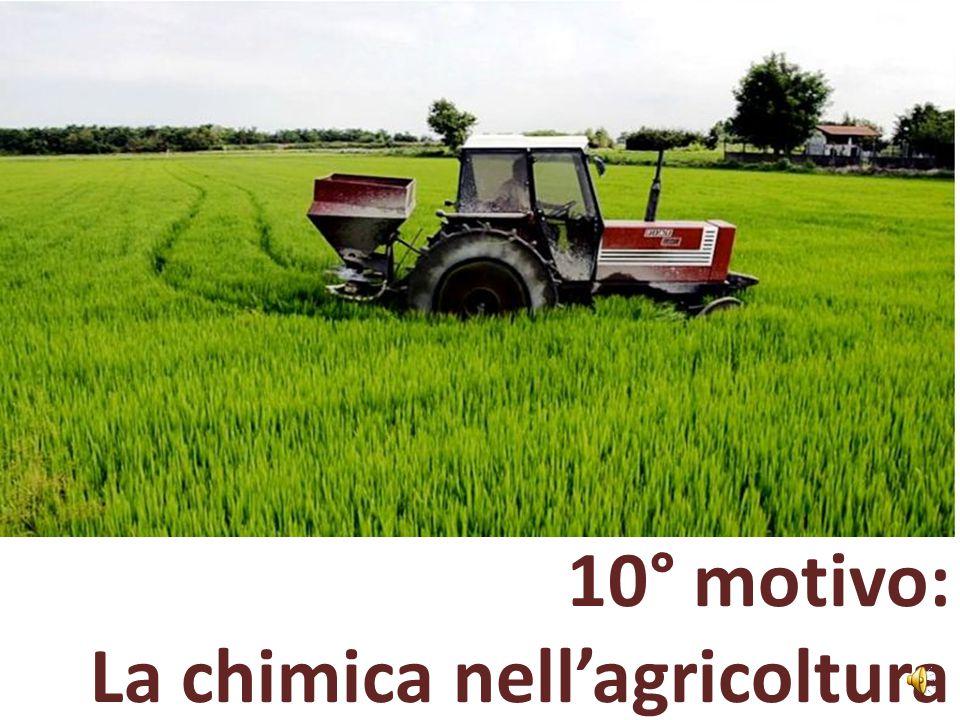 9° motivo: La chimica nell'industria