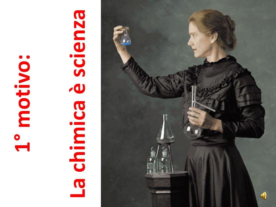15 buoni motivi per studiare la chimica