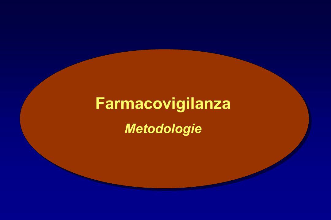 Farmacovigilanza Metodologie