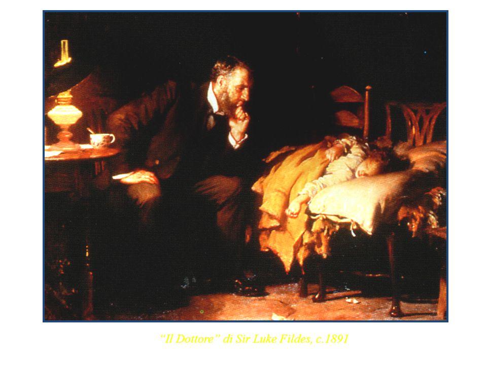 """""""Il Dottore"""" di Sir Luke Fildes, c.1891"""
