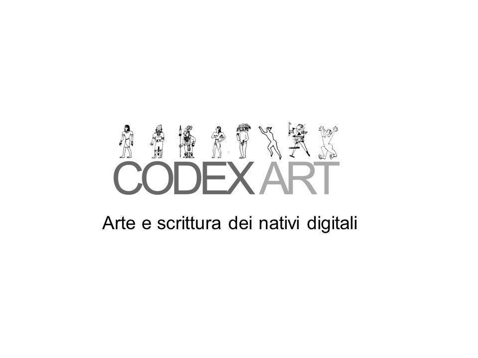 Arte e scrittura dei nativi digitali