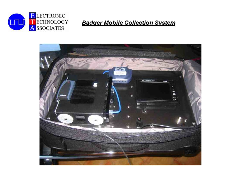 Badger Mobile Collection System