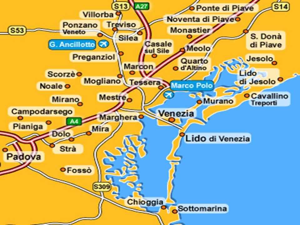 Cartina Di Venezia E Dintorni.Compiuta Dagli Alunni Dell I C A Martini Ppt Scaricare