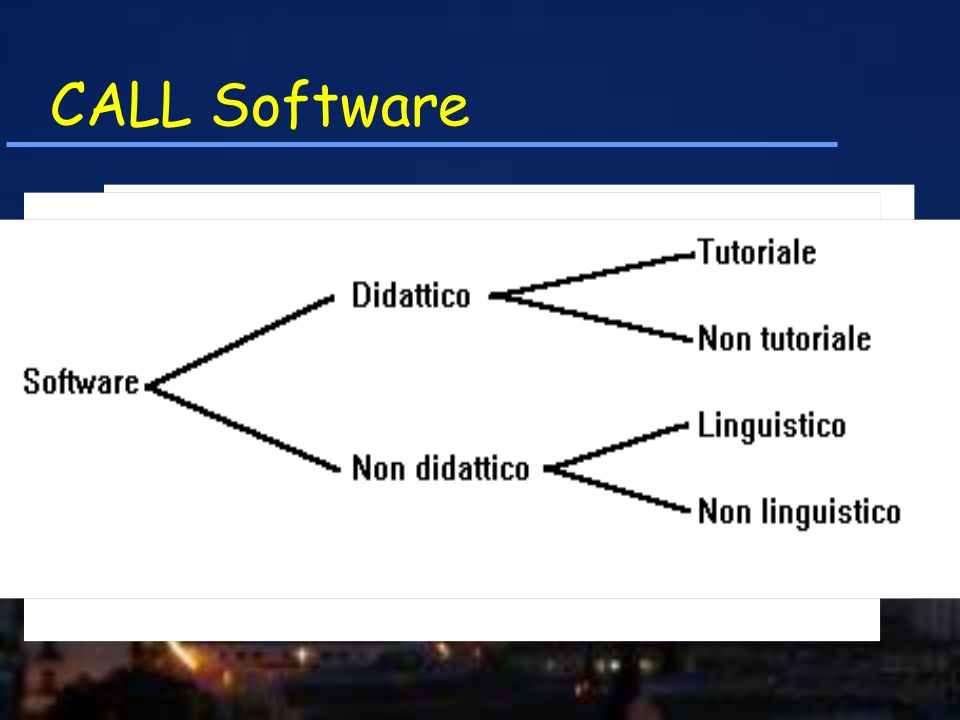 CALL Software