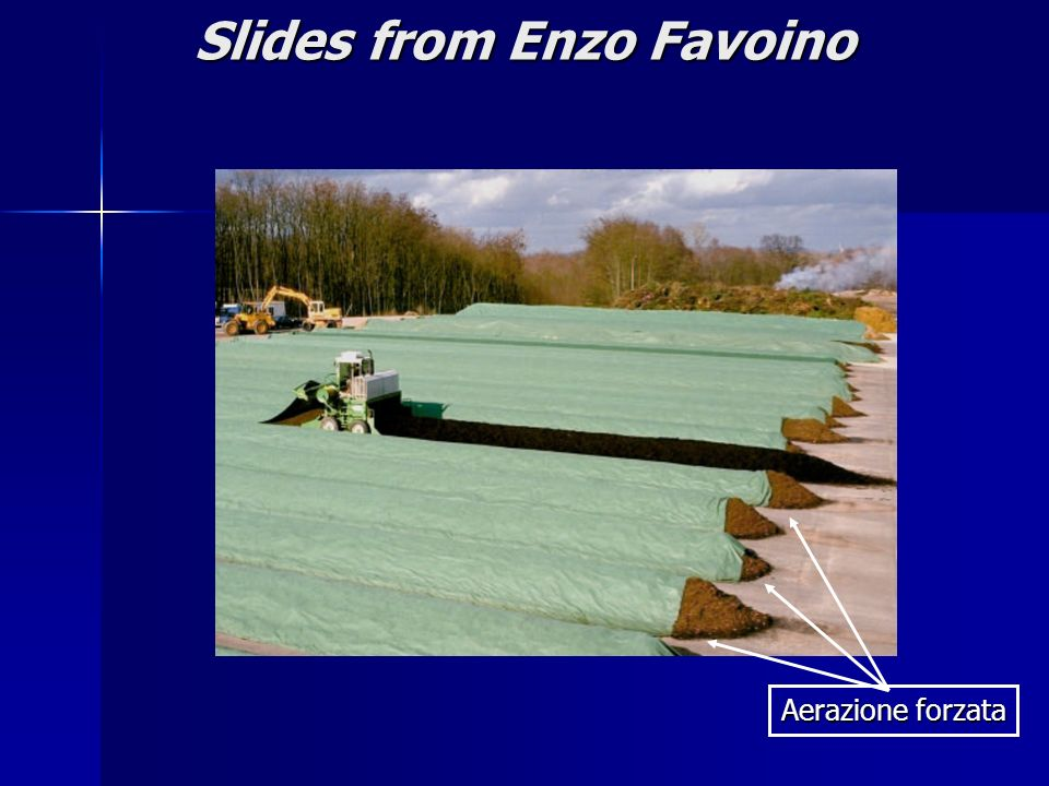Slides from Enzo Favoino Aerazione forzata