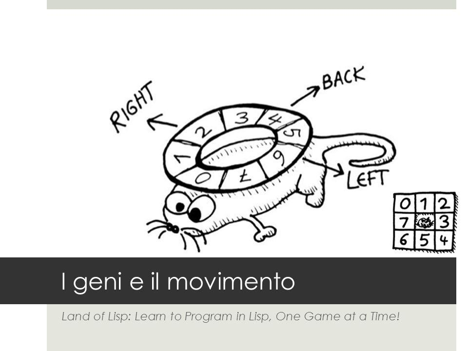 I geni e il movimento Land of Lisp: Learn to Program in Lisp, One Game at a Time!