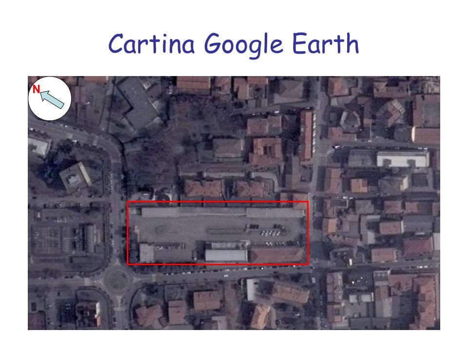 Cartina Google Earth N