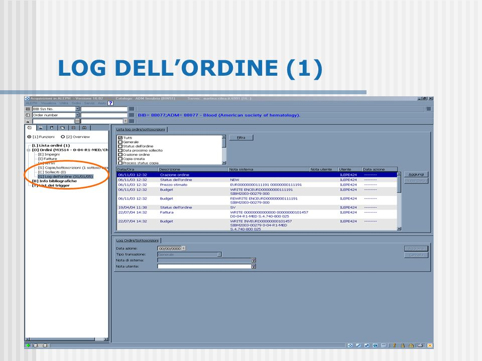 LOG DELLORDINE (1)