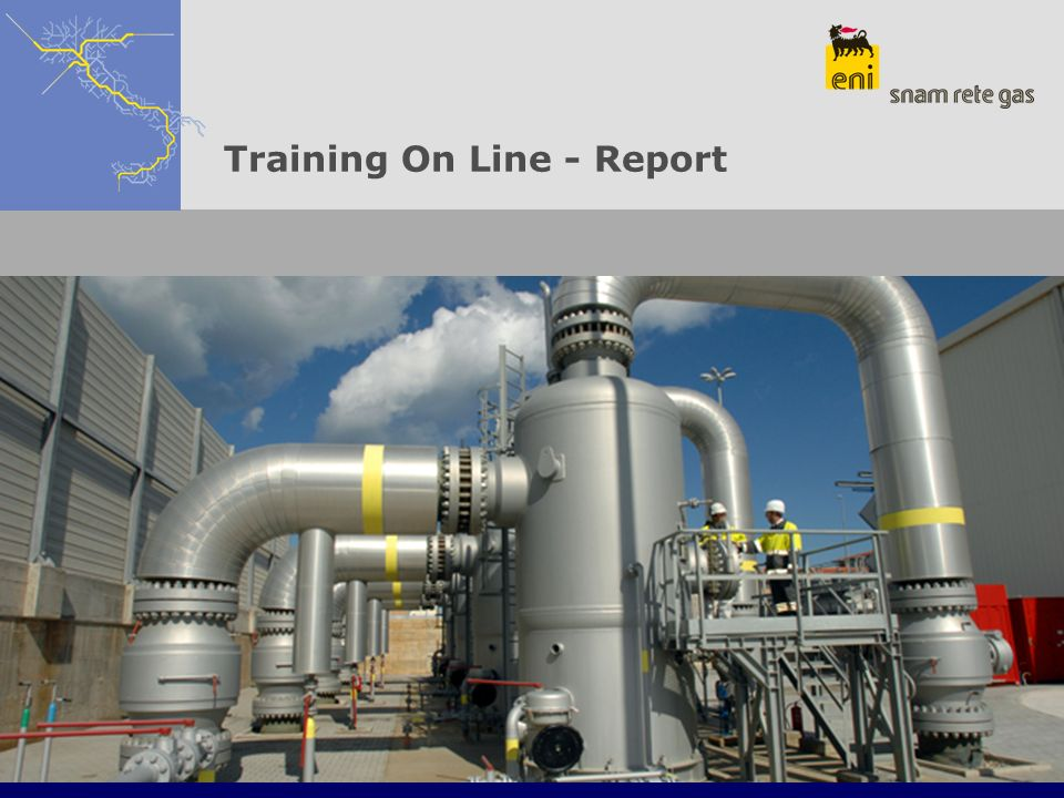 Training On Line - Report