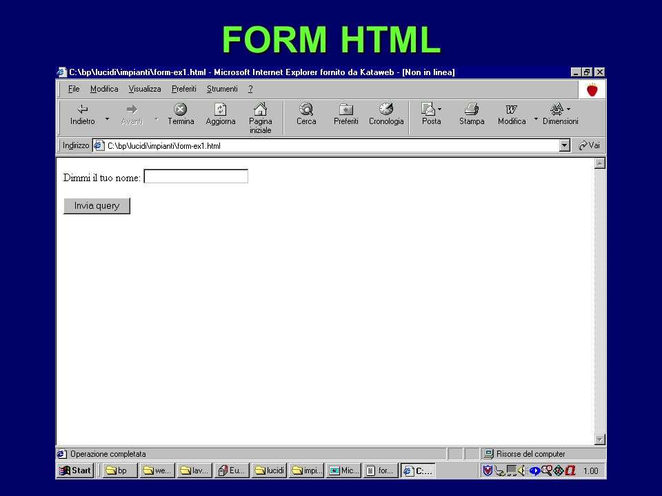 14 FORM HTML