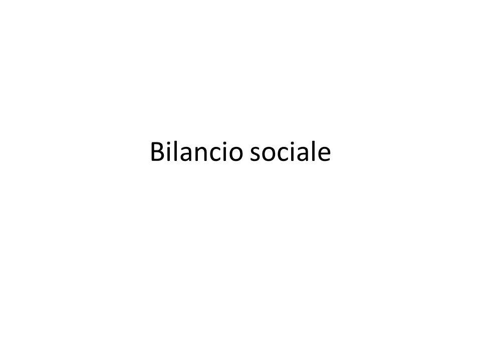 Bilancio Sociale Indicatori Grazie Per Lattenzione Ppt Scaricare