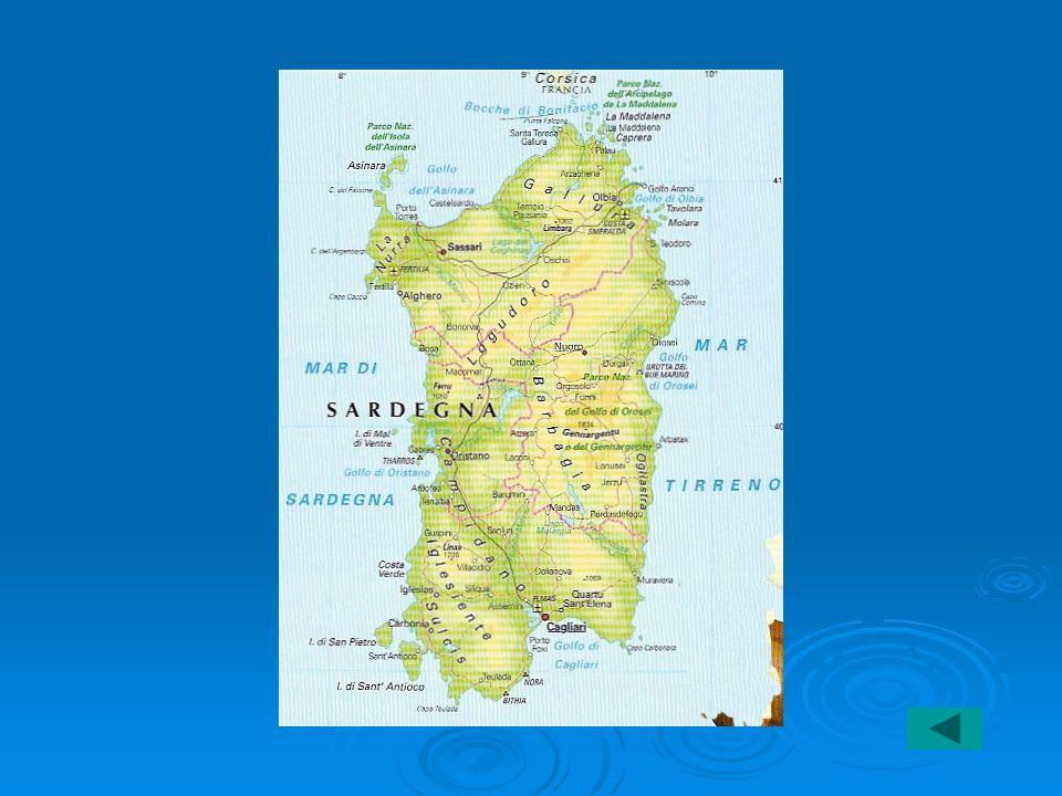 Cartina Sardegna Fiumi.La Sardegna Di Martina Tosin Ppt Scaricare