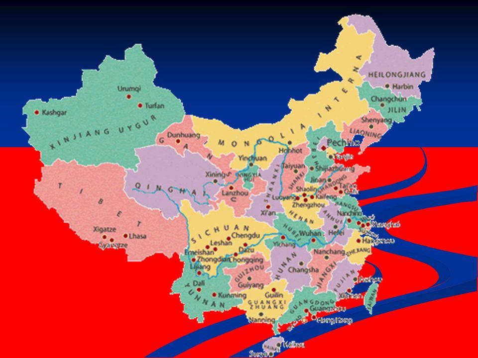 Cartina Climatica Cina.Cina Ppt Scaricare