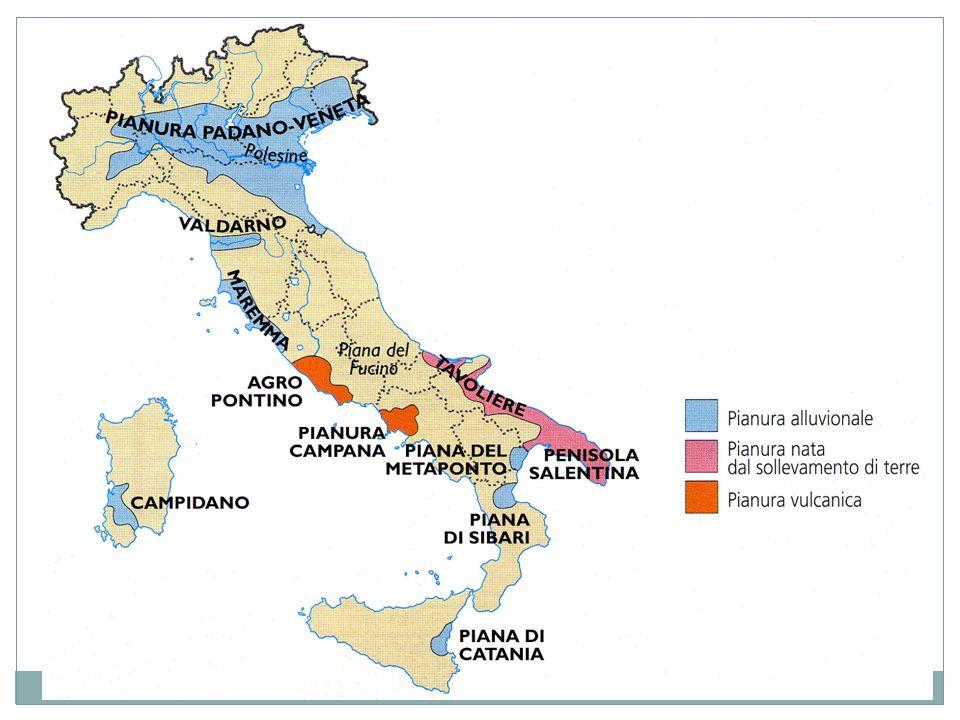 Cartina Italia Pianure.Rilievi E Pianure In Europa E In Italia Ppt Video Online Scaricare