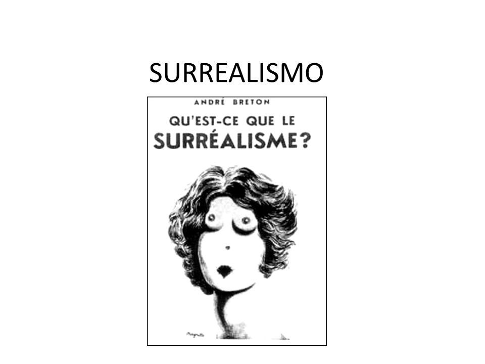 MANIFESTO SURREALISTA 1924 PDF DOWNLOAD