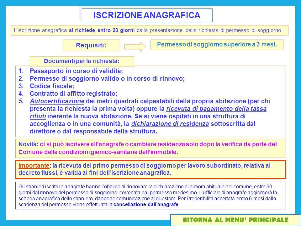Controllo Online Del Permesso Di Soggiorno. Amazing ...