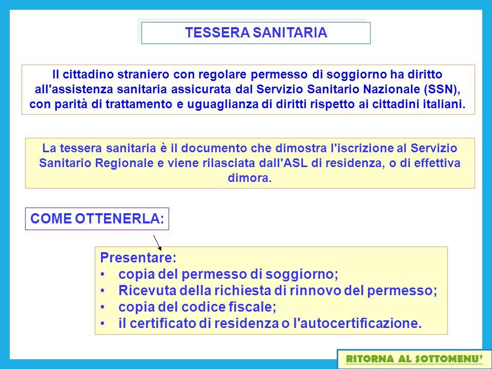 Controllo Online Del Permesso Di Soggiorno. Beautiful ...
