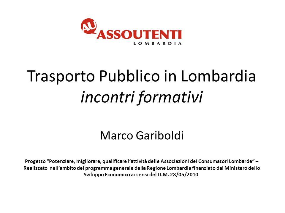 Velocità di Incontri Lombardia