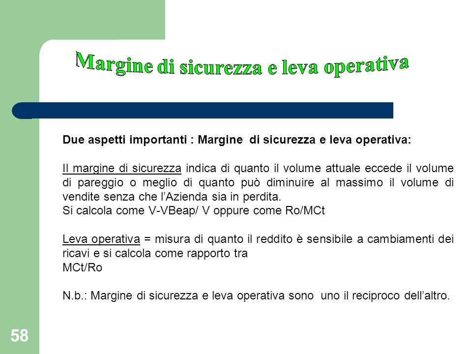 1 La Dell'impresa Il Marketing Gestione – Operativa Mix rBQexdoCW