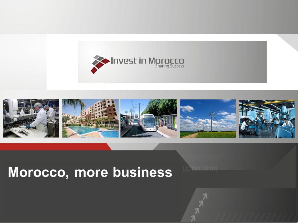 Camera Commercio Italo Marocchina Casablanca : 1 morocco more business. 2 il marocco in breve capitalerabat forma