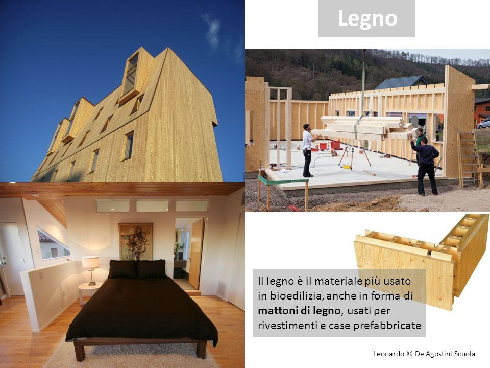 Case Di Legno E Mattoni : La casa ecologica leonardo de agostini scuola legno il legno è