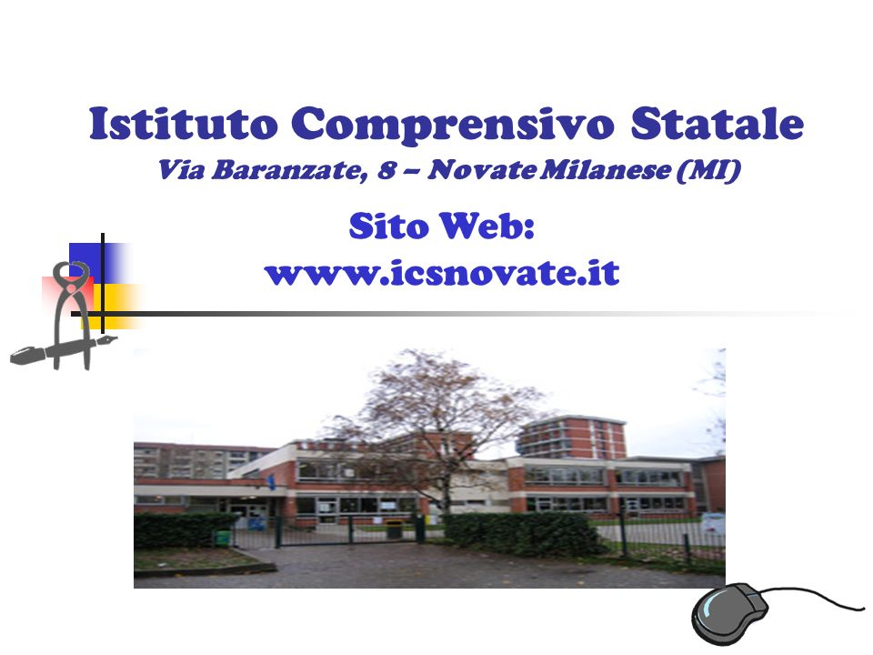 Piscina Novate Milanese Via Brodolini.Istituto Comprensivo Statale Via Baranzate 8 Novate