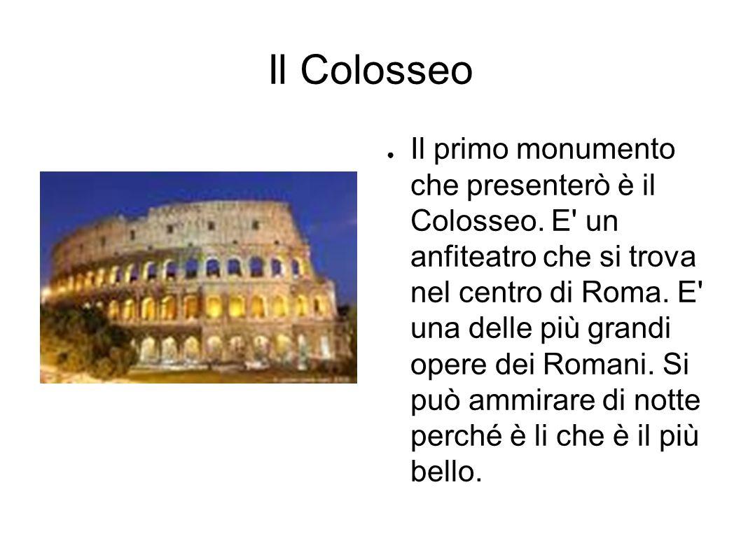 Benvenuti Nella Citta Di Roma Roma E La Capitale D Italia Ma E