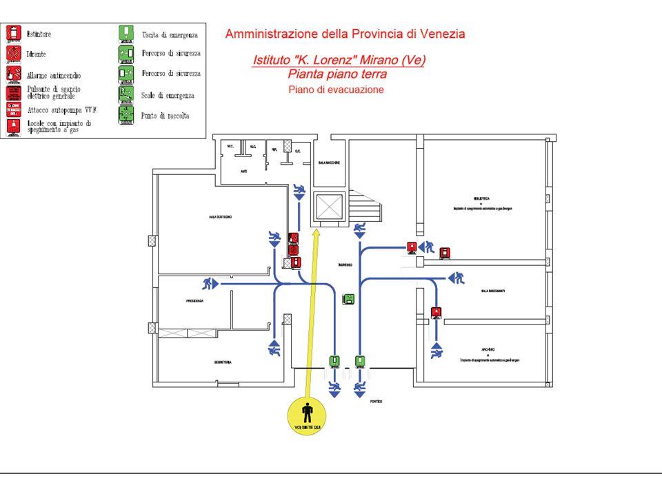 piano di emergenza scuola